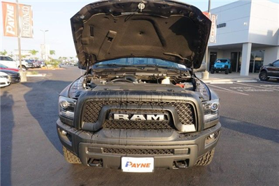2018 Ram 1500 Crew Cab 4x4, Pickup #S102468 - photo 35