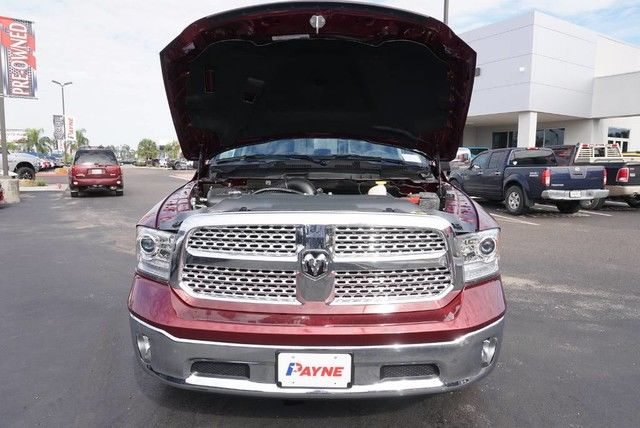 2018 Ram 1500 Crew Cab 4x4, Pickup #S111212 - photo 35