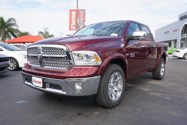 2018 Ram 1500 Crew Cab 4x4, Pickup #S111212 - photo 1