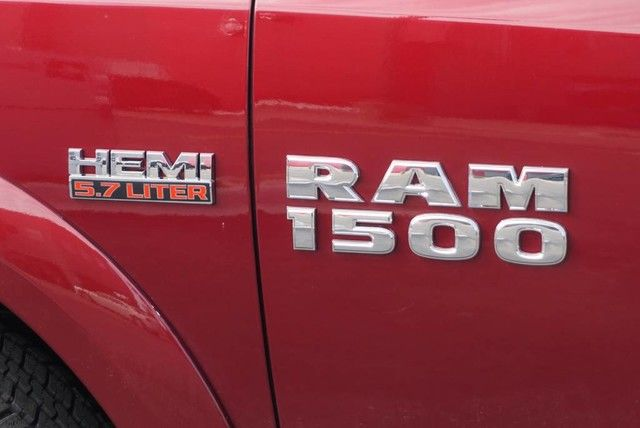 2018 Ram 1500 Crew Cab 4x4,  Pickup #S111212 - photo 8