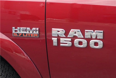 2018 Ram 1500 Crew Cab 4x4, Pickup #S111212 - photo 7