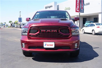 2018 Ram 1500 Crew Cab 4x4,  Pickup #S111278 - photo 3