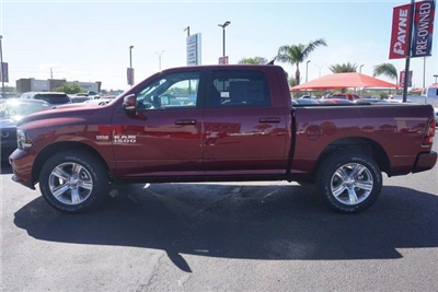 2018 Ram 1500 Crew Cab 4x4,  Pickup #S111278 - photo 5