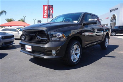 2018 Ram 1500 Crew Cab 4x4, Pickup #S111817 - photo 1