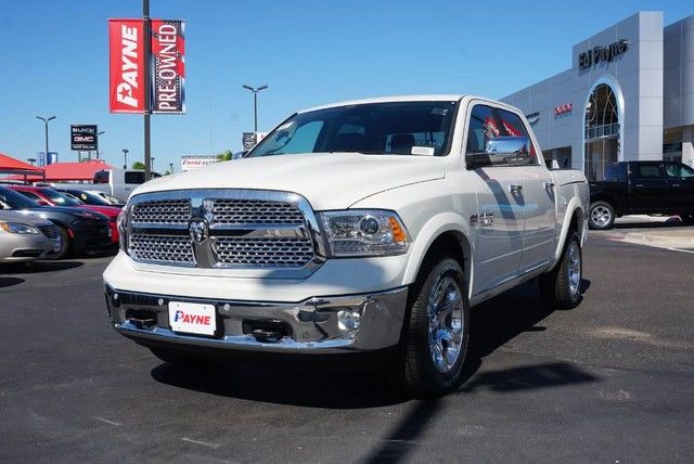 2018 Ram 1500 Crew Cab 4x4,  Pickup #S113886 - photo 1
