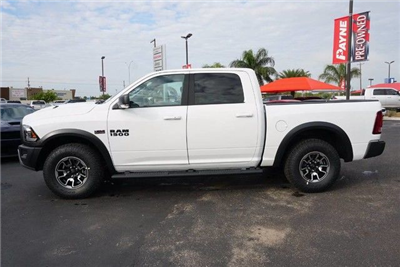 2018 Ram 1500 Crew Cab 4x4, Pickup #S116997 - photo 5