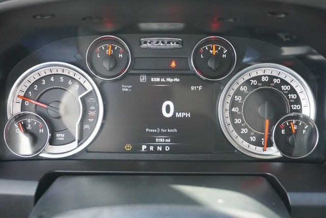 2018 Ram 1500 Crew Cab 4x4,  Pickup #S159917 - photo 29