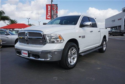 2018 Ram 1500 Crew Cab 4x4,  Pickup #S159917 - photo 1