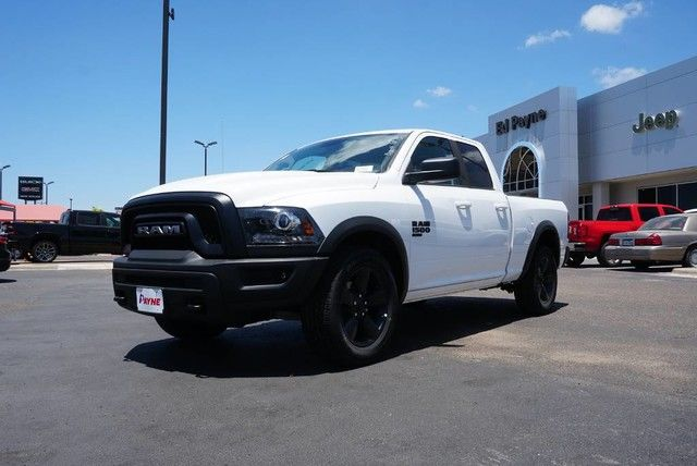 2019 Ram 1500 Quad Cab 4x2,  Pickup #S675982 - photo 1