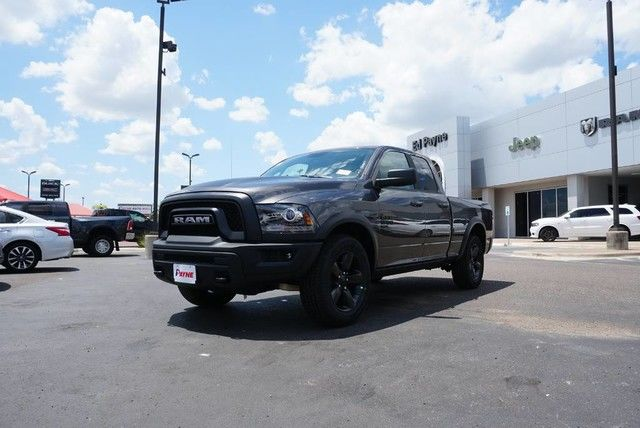 2019 Ram 1500 Quad Cab 4x2,  Pickup #S676149 - photo 1