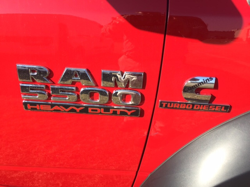 2017 Ram 5500 Regular Cab DRW 4x4, Dump Body #12408H - photo 5