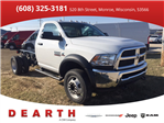 2017 Ram 5500 Regular Cab DRW 4x4, Cab Chassis #12410H - photo 1