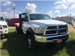 2017 Ram 4500 Regular Cab DRW 4x4, Monroe Platform Body #12564H - photo 1