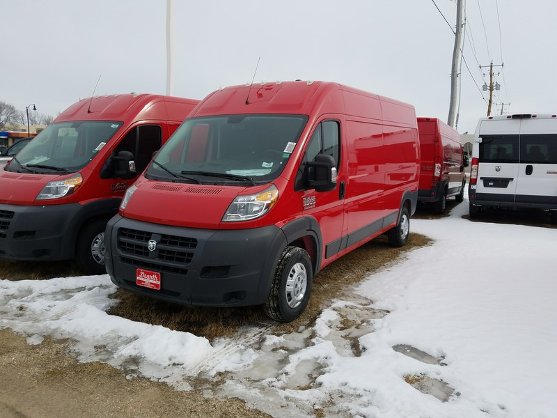 2017 ProMaster 3500 High Roof, Cargo Van #12567H - photo 3
