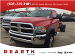 2018 Ram 5500 Regular Cab DRW 4x4, Cab Chassis #12719J - photo 1