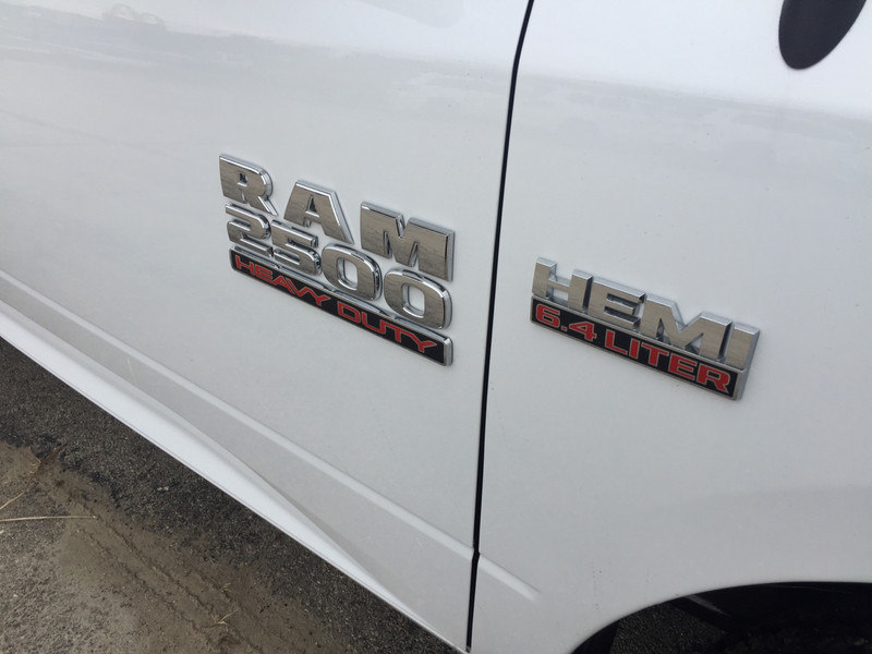 2018 Ram 2500 Regular Cab 4x4, Pickup #12726J - photo 7