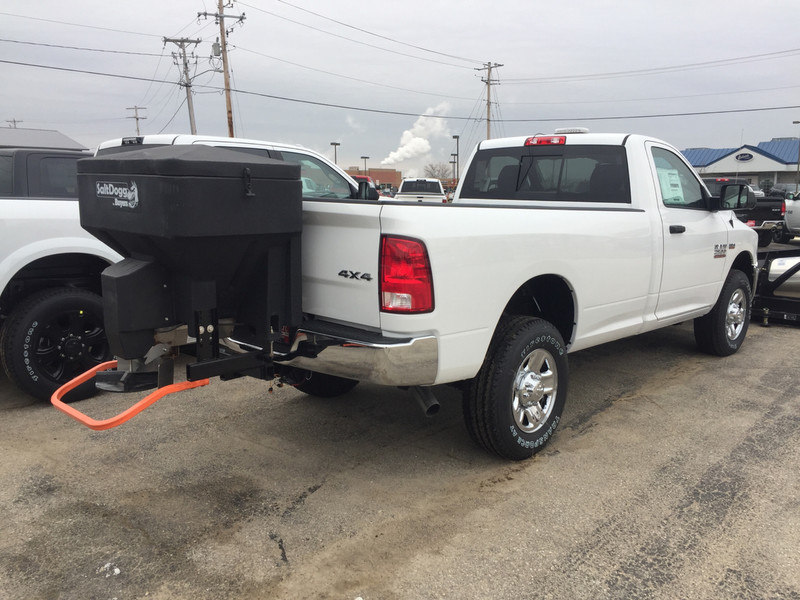 2018 Ram 2500 Regular Cab 4x4, Pickup #12726J - photo 9
