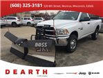 2018 Ram 2500 Regular Cab 4x4, Pickup #12726J - photo 1