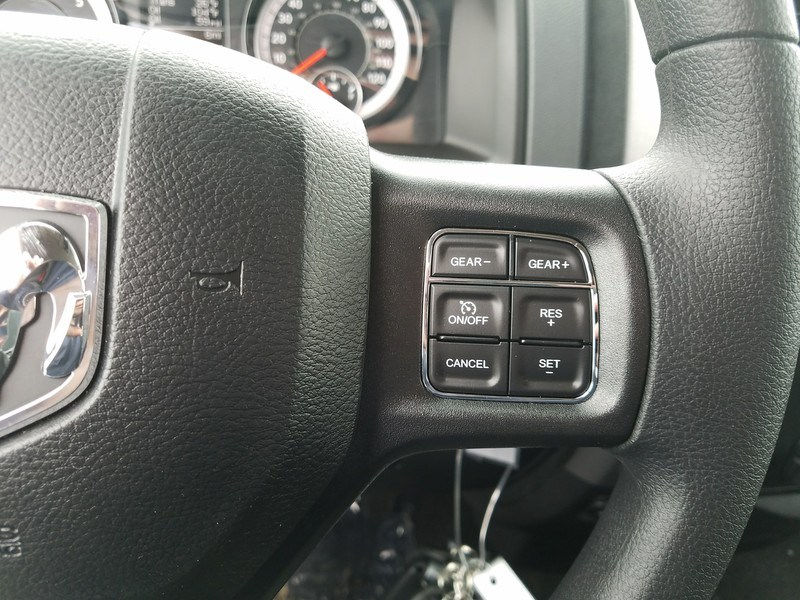 2018 Ram 1500 Quad Cab 4x4, Pickup #12739J - photo 16