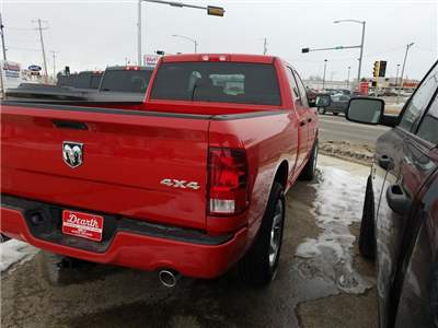 2018 Ram 1500 Quad Cab 4x4, Pickup #12739J - photo 6
