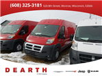 2018 ProMaster 2500 High Roof, Cargo Van #12794J - photo 1