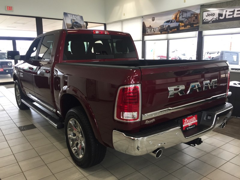 2018 Ram 1500 Crew Cab 4x4, Pickup #12813J - photo 2