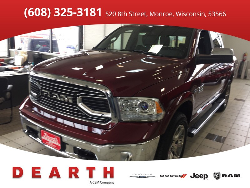 2018 Ram 1500 Crew Cab 4x4, Pickup #12813J - photo 1