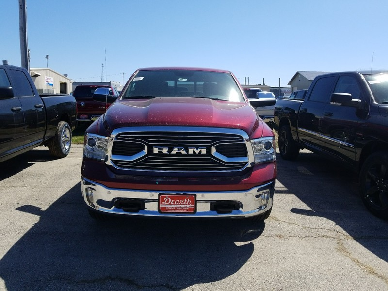2018 Ram 1500 Crew Cab 4x4, Pickup #12827J - photo 3
