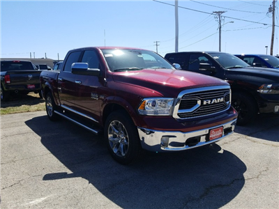 2018 Ram 1500 Crew Cab 4x4, Pickup #12827J - photo 4