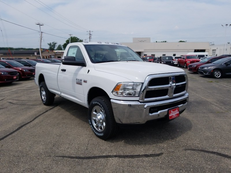 2018 Ram 2500 Regular Cab 4x4,  Pickup #13005J - photo 4