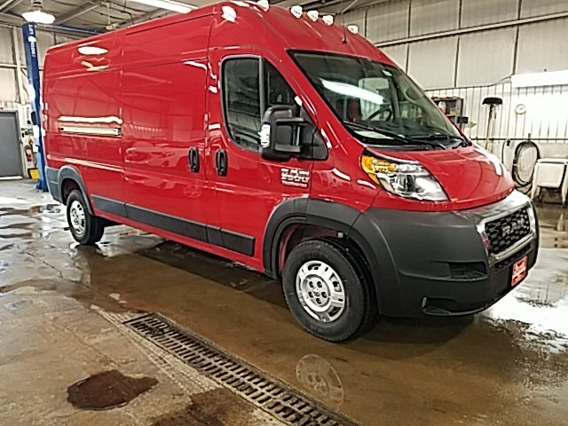 2020 Ram ProMaster 3500 High Roof FWD, Empty Cargo Van #13477L - photo 1