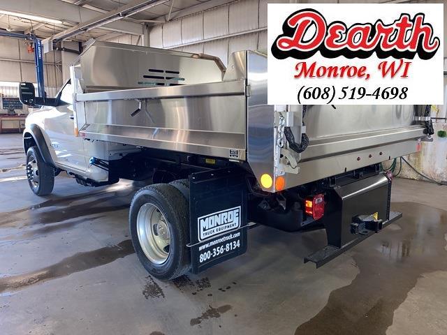 2021 Ram 5500 Regular Cab DRW 4x4,  Monroe Truck Equipment MTE-Zee SST Series Dump Body #13833M - photo 2