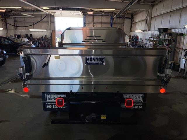 2021 Ram 5500 Regular Cab DRW 4x4,  Monroe Truck Equipment MTE-Zee SST Series Dump Body #13833M - photo 3