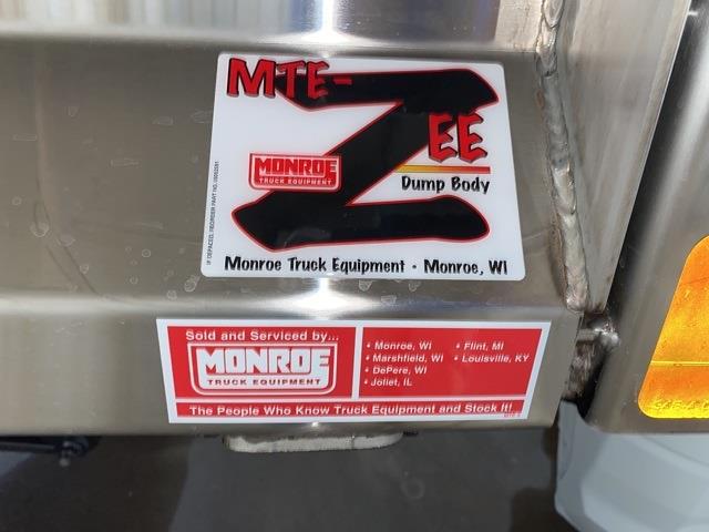 2021 Ram 5500 Regular Cab DRW 4x4,  Monroe Truck Equipment MTE-Zee SST Series Dump Body #13833M - photo 20