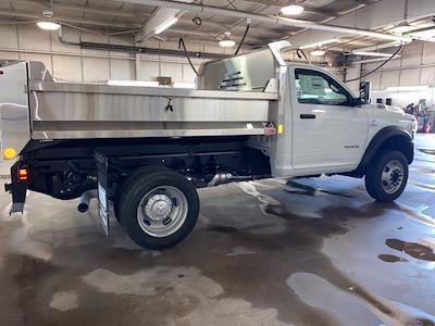 2021 Ram 5500 Regular Cab DRW 4x4,  Monroe Truck Equipment MTE-Zee SST Series Dump Body #13833M - photo 9