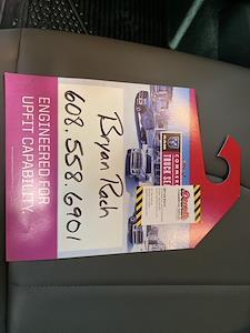2021 Ram 5500 Regular Cab DRW 4x4,  Cab Chassis #13847M - photo 18