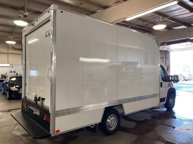 2021 ProMaster 3500 Extended Standard Roof FWD,  Bay Bridge Sheet and Post Cutaway Van #13881M - photo 2