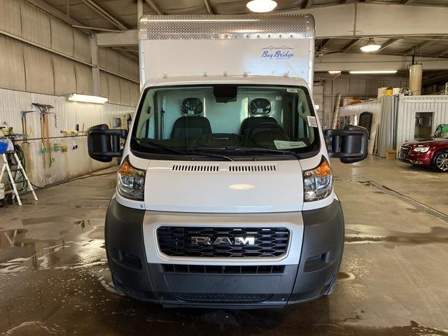 2021 ProMaster 3500 Extended Standard Roof FWD,  Bay Bridge Sheet and Post Cutaway Van #13881M - photo 7