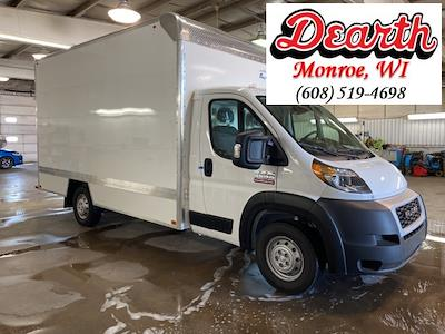 2021 ProMaster 3500 Extended Standard Roof FWD,  Bay Bridge Sheet and Post Cutaway Van #13881M - photo 1