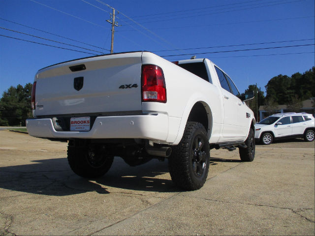 2018 Ram 2500 Crew Cab 4x4 Pickup #107137 - photo 4