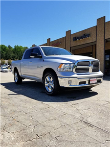 2018 Ram 1500 Crew Cab 4x4, Pickup #108956 - photo 8