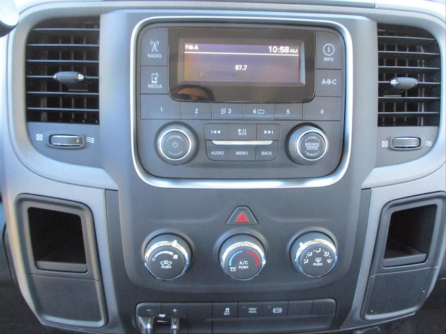 2018 Ram 2500 Crew Cab 4x4 Pickup #185069 - photo 16