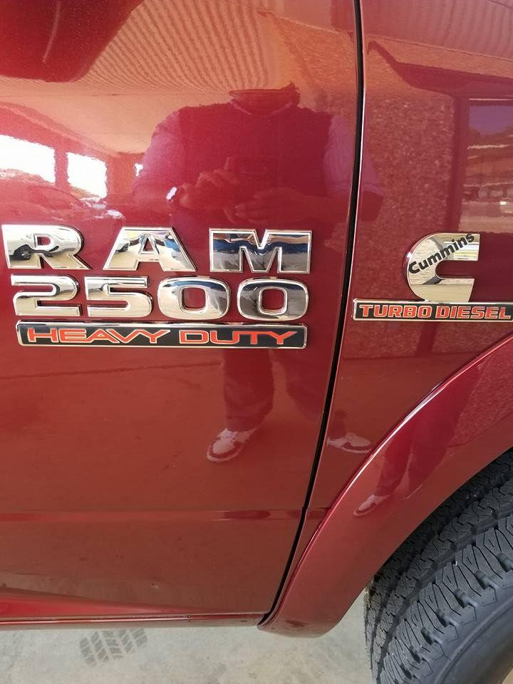 2018 Ram 2500 Crew Cab 4x4,  Pickup #217604 - photo 10