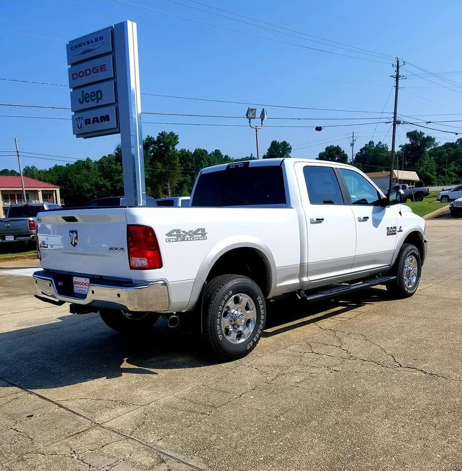 2018 Ram 2500 Crew Cab 4x4,  Pickup #279628 - photo 2