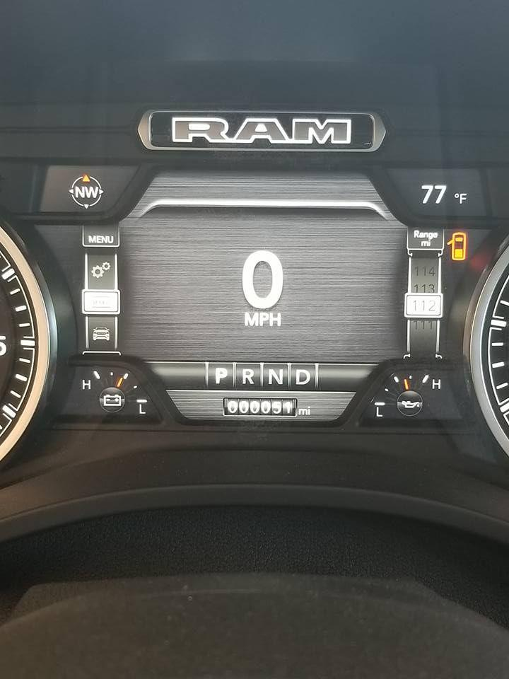 2019 Ram 1500 Crew Cab 4x4,  Pickup #505369 - photo 11