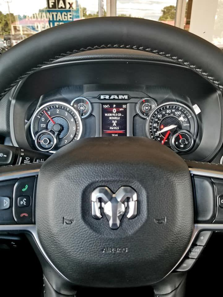 2019 Ram 1500 Crew Cab 4x4,  Pickup #626013 - photo 23