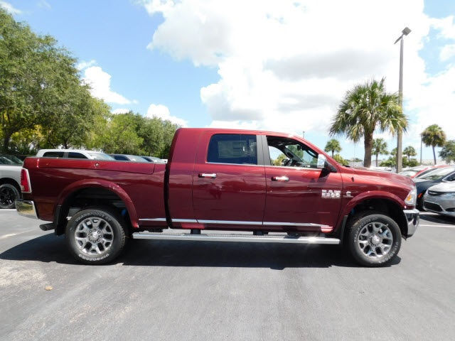 2017 Ram 2500 Mega Cab 4x4 Pickup #HG719962 - photo 13