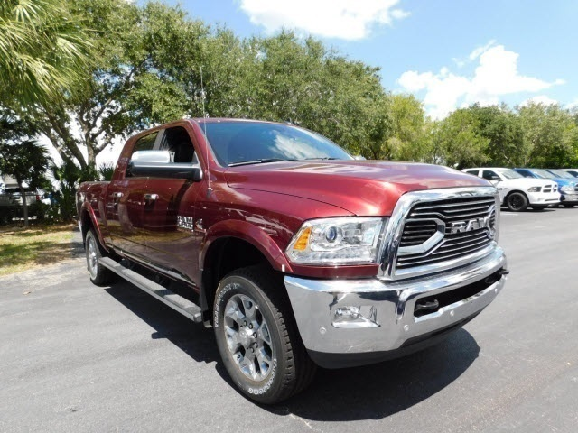 2017 Ram 2500 Mega Cab 4x4, Pickup #HG719962 - photo 1