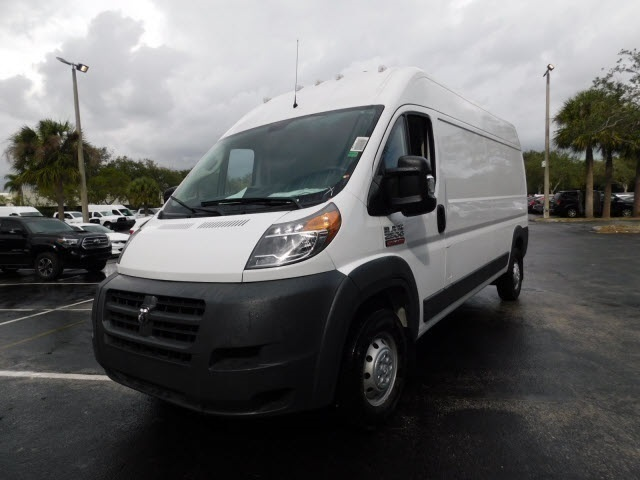 2018 ProMaster 2500 High Roof,  Upfitted Cargo Van #JE110451 - photo 1