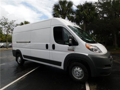 2018 ProMaster 2500 High Roof,  Upfitted Cargo Van #JE110451 - photo 5